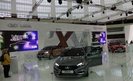 В конце апреля будет протестирован первый Lada Xray
