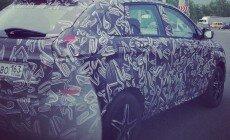 Сделано первое фото предсерийной Lada Xray!